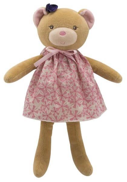 Schmusetier Puppe Petite Rose Bär 28 cm, Kaloo