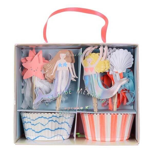 Meerjungfrau Muffin Kit, Meri Meri