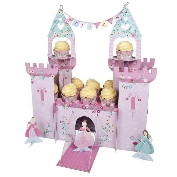 Prinzessin Tischdekoration Geburtstag, Meri Meri