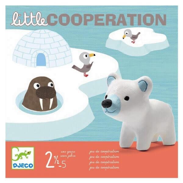 Erstes Spiel Little Cooperation, Djeco
