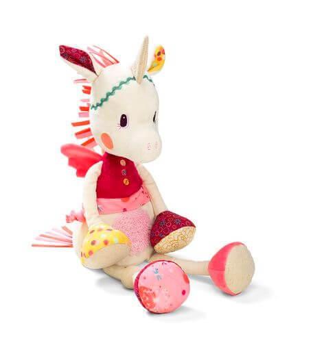 Leuchtende Spieluhr Louise Einhorn, Lilliputiens