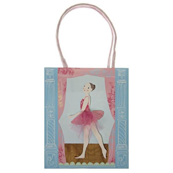 Ballerina Partytüten, Meri Meri