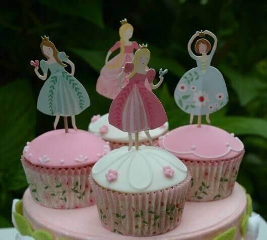 Prinzessin Muffin Kit, Meri Meri