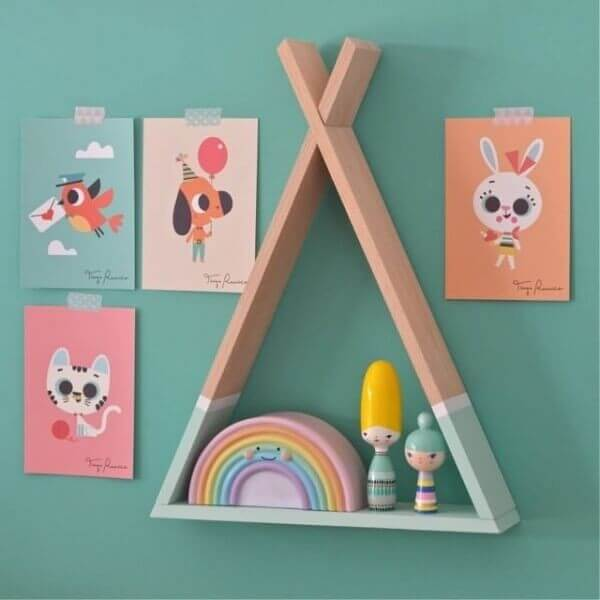 Regal Tipi Mint, Petit Monkey