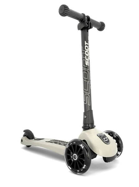 Scoot and Ride Roller Highwaykick 3 LED Ash