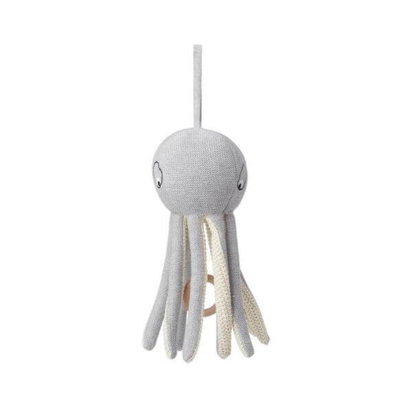 Liewood Spieluhr Angela Octopus grey melange