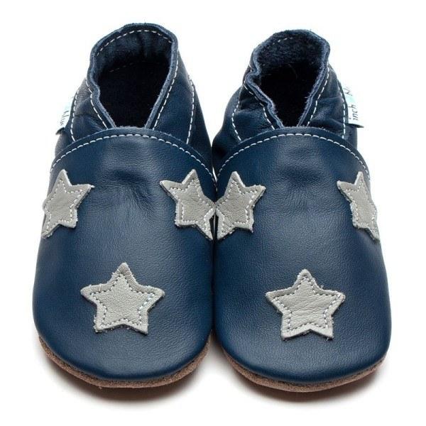 Inch Blue Babyschuhe Outdoor Sterne Blau