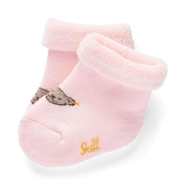 Steiff Socken in rosa Gr:15-16