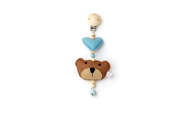 Deine Sommerliebe Anhänger Teddy in 2 Farben