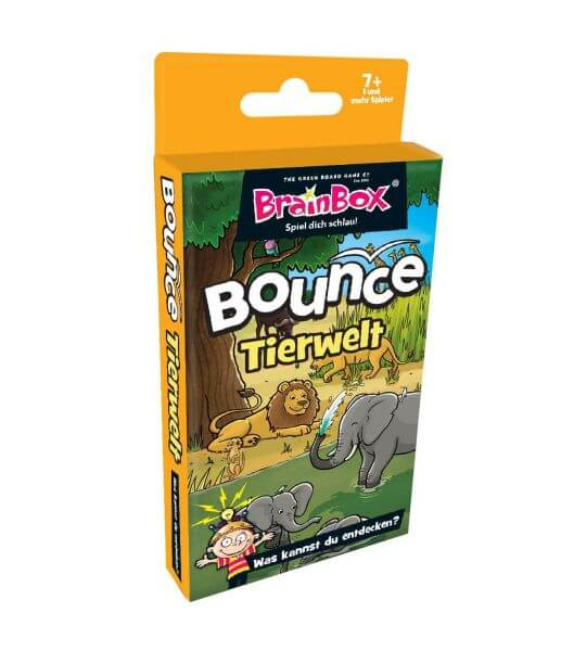 Brainbox Bounce Tierwelt