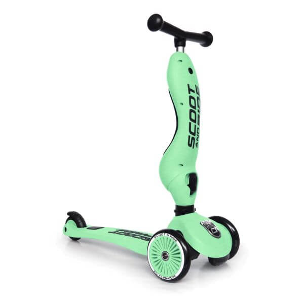 Scoot and Ride Roller 2-in1 Highwaykick 1 Kiwi