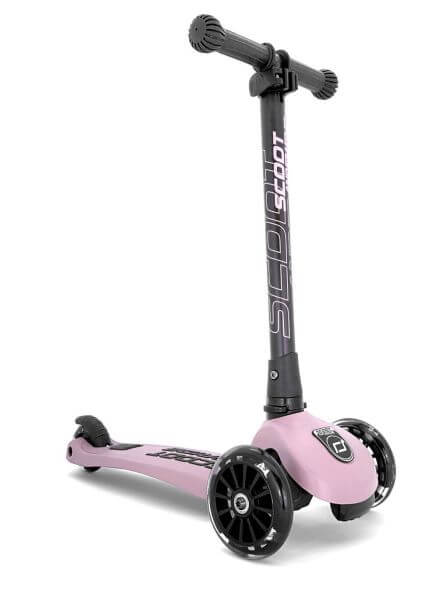 Scoot and Ride Roller Highwaykick 3 LED Rose