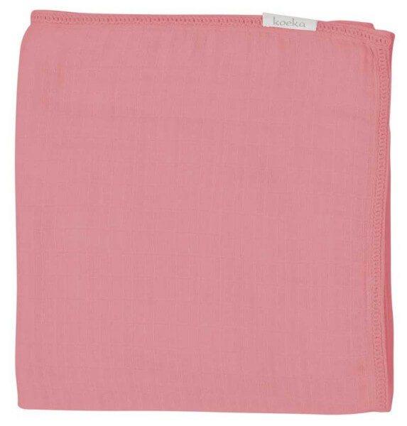 Koeka Spucktuch Dusty Pink