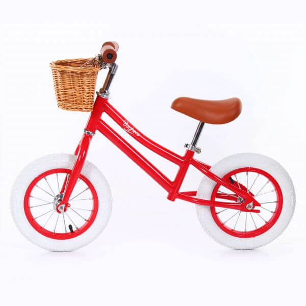Baghera Vintage Laufrad rot 3 - 5 Jahre_BAG861