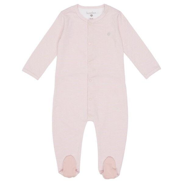 Koeka Baby Strampler Elwyn Dusty Pink