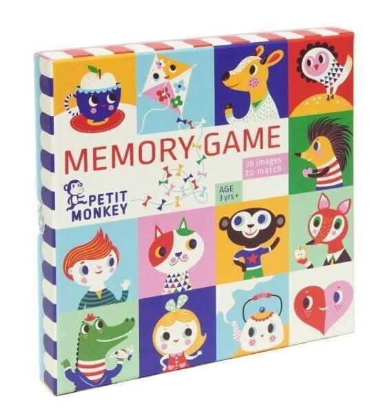 Spiel Memory Helen Dardik, Petit Monkey