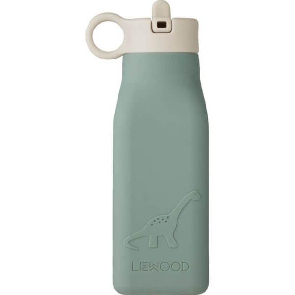 Liewood Trinkflasche Warren Dino Pfefferminz_LW14220-7121
