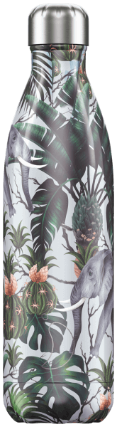 Chilly´s Trinkflasche 750 ml Tropical Elephant