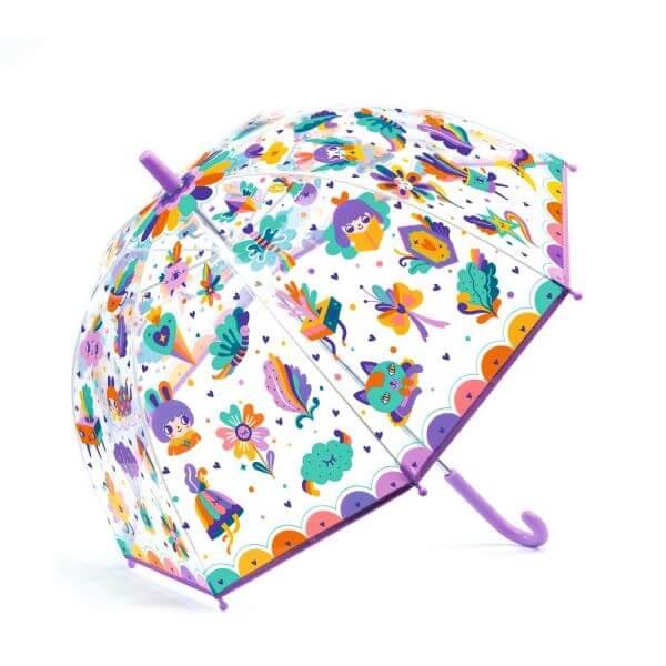 Djeco Kinderschirm Pop Regenbogen_DD04705