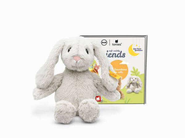 Tonies Hörfigur Soft Cuddly Friends – Hoppie Hase_TON10001294