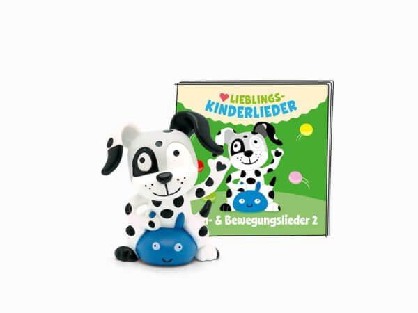 Tonies Hörfigur Lieblings-Kinderlieder - Spiel- & Bewegungslieder_TON10000230