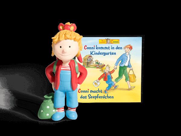 Tonies Hörfigur Conni - Conni - Conni kommt in den Kindergarten/ Conni macht das Seepferdchen