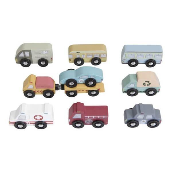 Little Dutch Fahrzeuge Set_LD4492