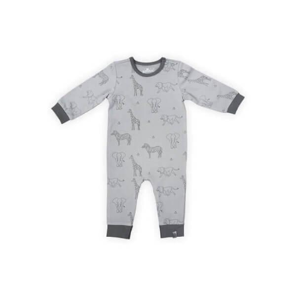 Jollein Overall Safari grey