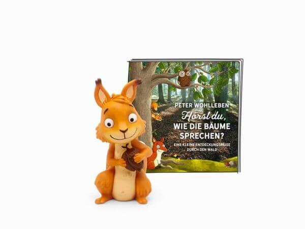 Tonies Peter Wohlleben: Hörst du wie die Bäume sprechen?_TON10000606
