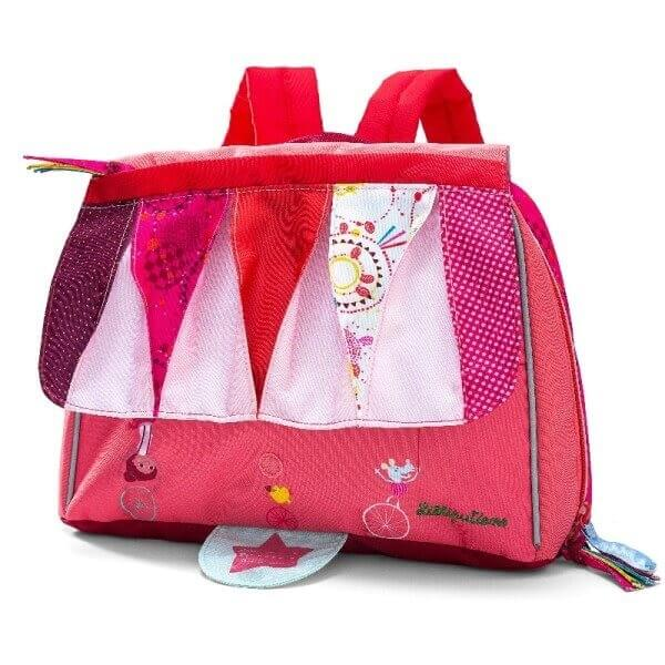 Colette Katze Zirkus Kindergartentasche, Lilliputiens
