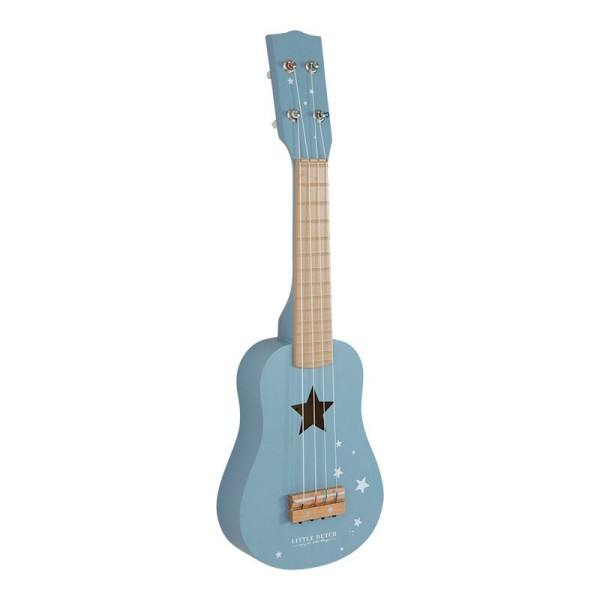 Little Dutch Gitarre Adventure Blue