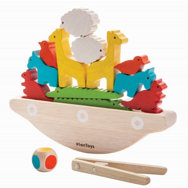 Plantoys Balancierspiel Boot