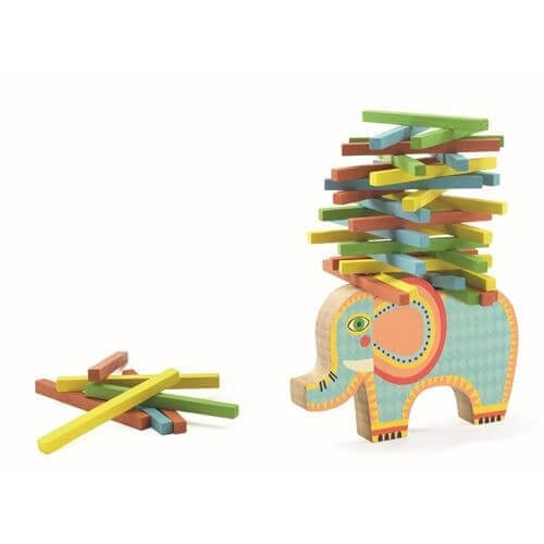 Djeco Spiel Elefant Balancing Game