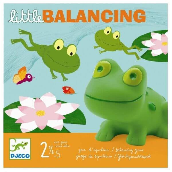 Erstes Spiel Little Balancing, Djeco
