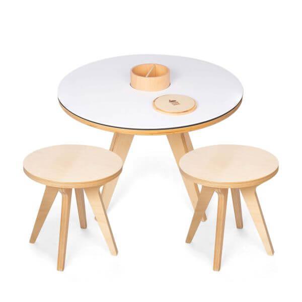 Drawin' Kids Set: The Drawin' Table & Hocker_DKset