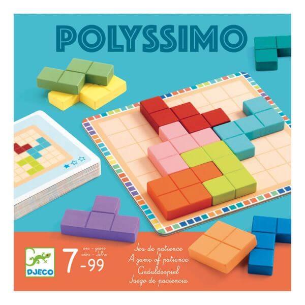 Djeco Knobelspiele: Polyssimo