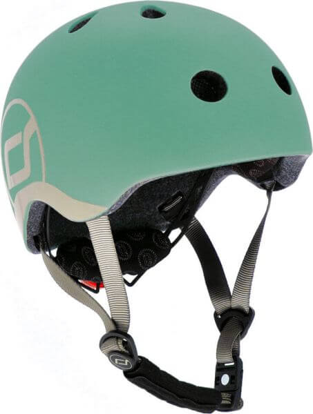 Scoot and Ride Fahrradhelm Kinder XXS-S/ 45-51 cm Forest_SR1806