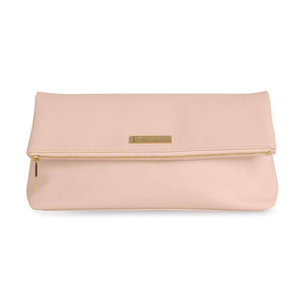 """Katie Loxton Falt Clutch """"Alise"""" Blush Pink 14,5x28x7 cm"""