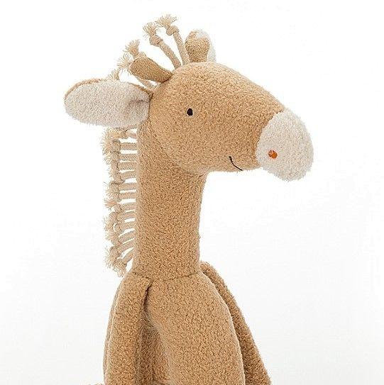 Jellycat Greifling Rattlering Giraffe 27 cm