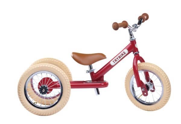 Trybike Laufrad Steel Rot