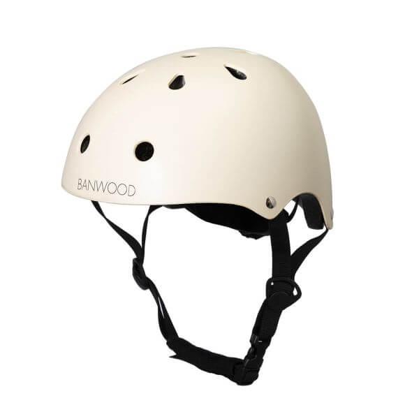 Banwood Kinderhelm Cream XS 3 - 5 Jahre_BW-helmet-cream