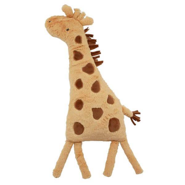 Sebra Plüschtier Glenn die Giraffe gelb