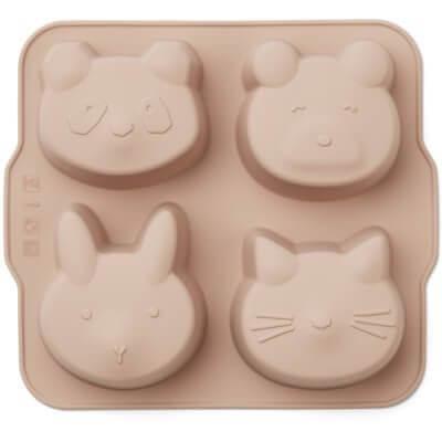 Liewood Muffin-Förmchen Rosa 2er Pack_LW13001-9299