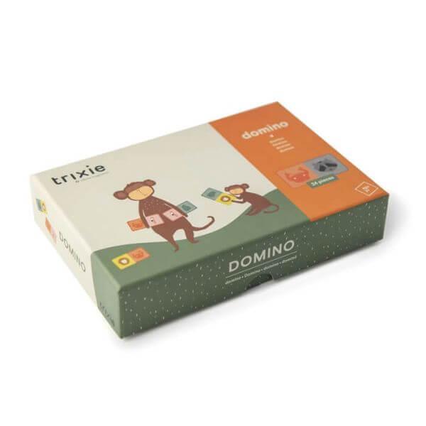 trixie Domino Spiel Tiere_T35-616