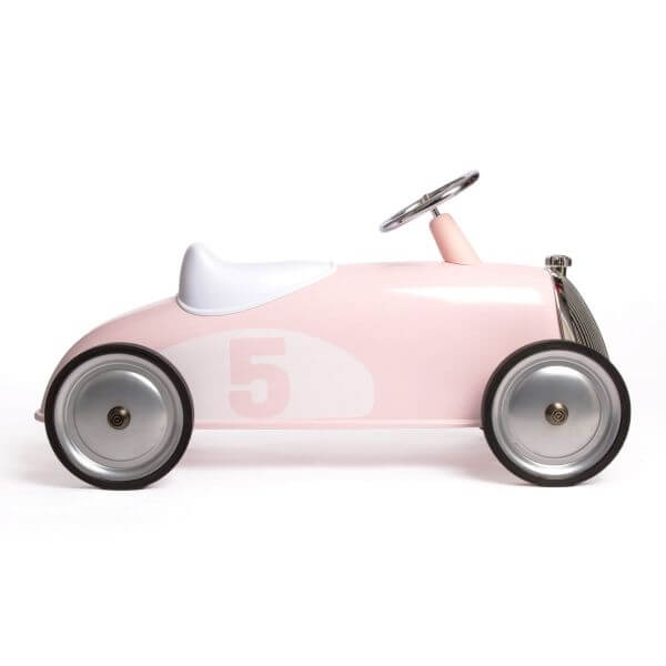 Baghera Rutschauto Rider Rosa