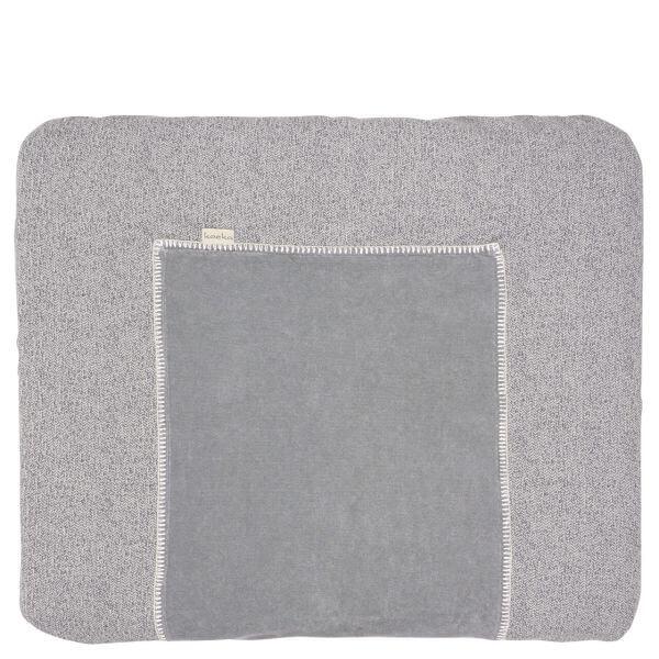 Koeka Bezug für Wickelauflage Basel Sparkle Grey