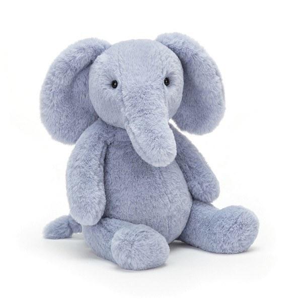 Jellycat Puffles Kuscheltier Elefant 32cm