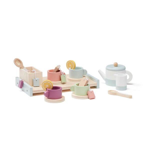 Kids Concept Tee Set Bistro Holz