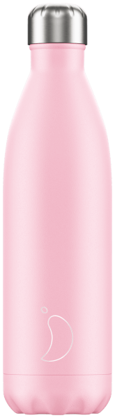 Chilly´s Trinkflasche-750ml-Pastel Pink1
