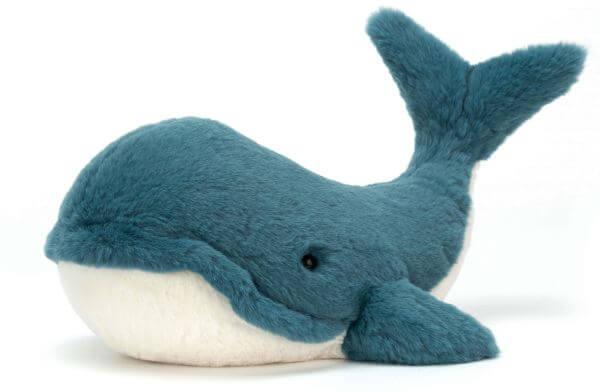 Jellycat Kuscheltier Wally Whale 35cm